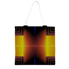 Abstract Painting Grocery Light Tote Bag