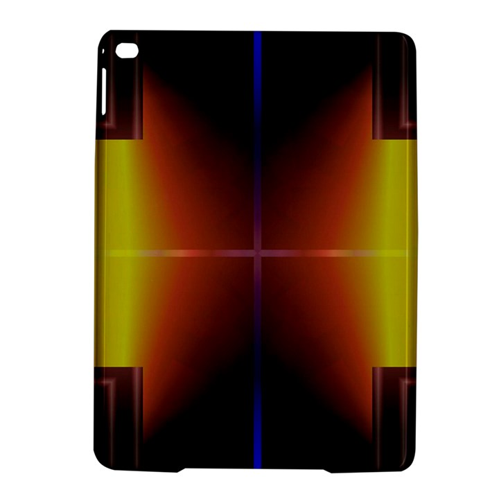 Abstract Painting iPad Air 2 Hardshell Cases