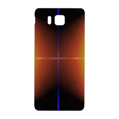 Abstract Painting Samsung Galaxy Alpha Hardshell Back Case
