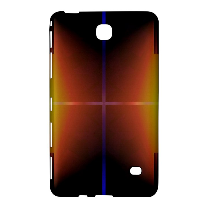 Abstract Painting Samsung Galaxy Tab 4 (8 ) Hardshell Case
