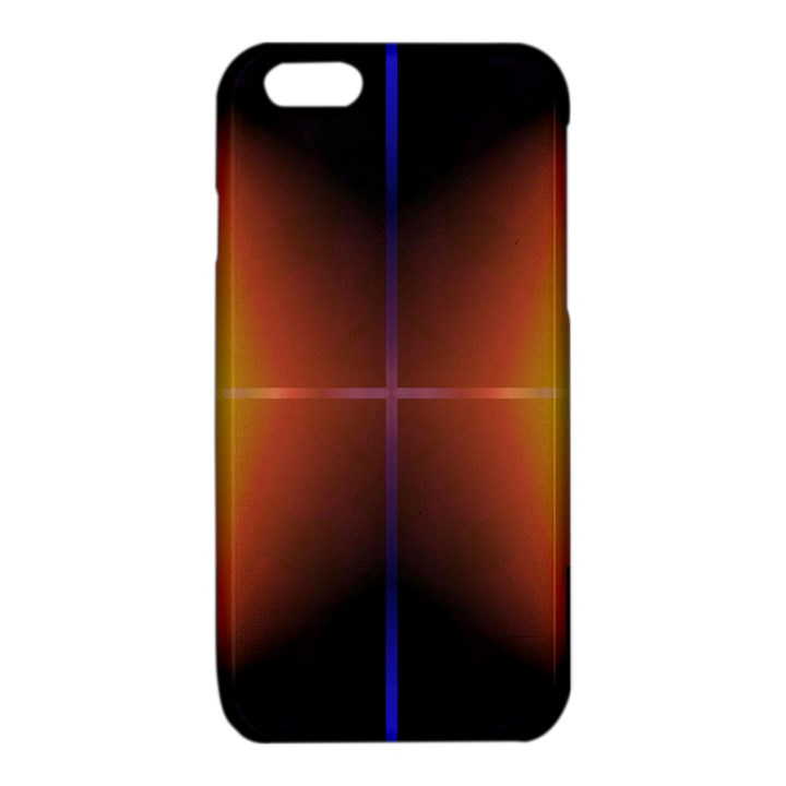 Abstract Painting iPhone 6/6S TPU Case