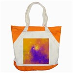 Colorful Universe Accent Tote Bag Front