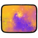 Colorful Universe Netbook Case (Large) Front
