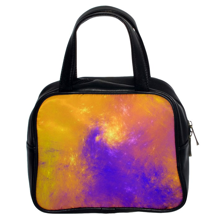 Colorful Universe Classic Handbags (2 Sides)