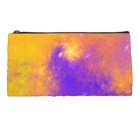 Colorful Universe Pencil Cases