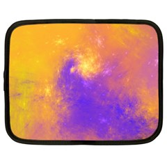 Colorful Universe Netbook Case (xxl)