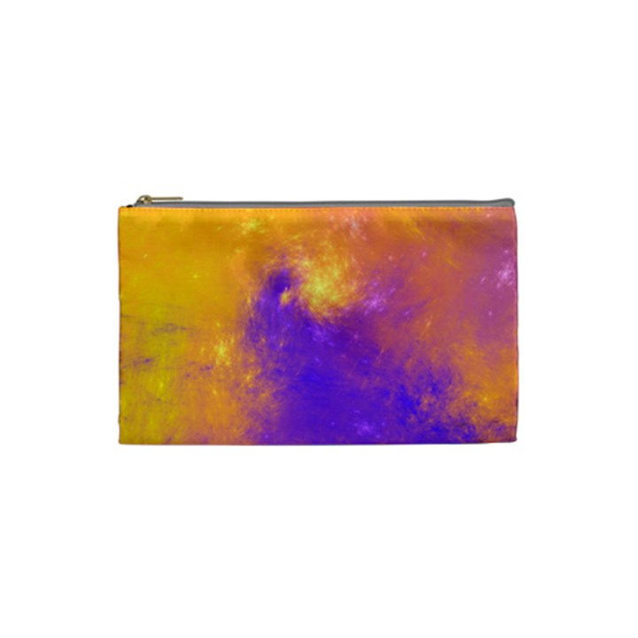 Colorful Universe Cosmetic Bag (Small)