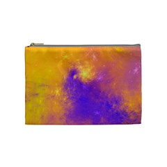 Colorful Universe Cosmetic Bag (Medium)