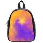 Colorful Universe School Bags (Small)  Front