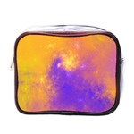 Colorful Universe Mini Toiletries Bags Front