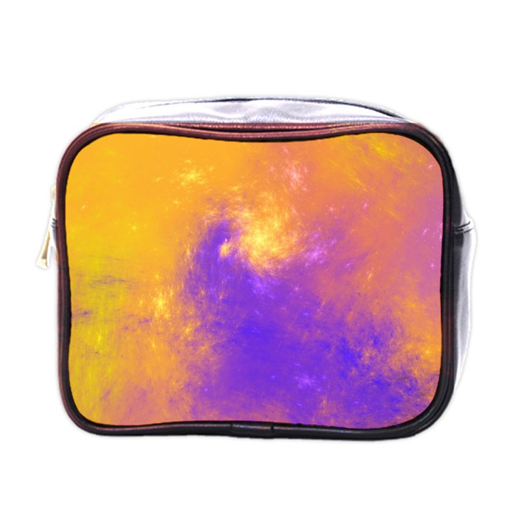 Colorful Universe Mini Toiletries Bags