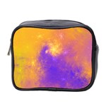 Colorful Universe Mini Toiletries Bag 2-Side Front