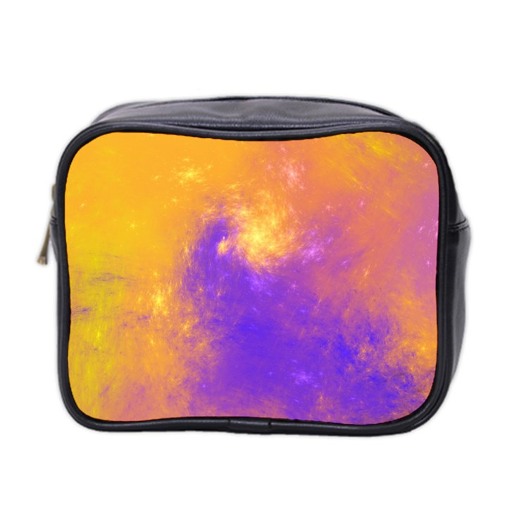 Colorful Universe Mini Toiletries Bag 2-Side