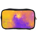 Colorful Universe Toiletries Bags Front