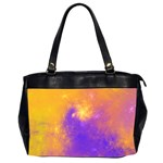 Colorful Universe Office Handbags (2 Sides)  Front