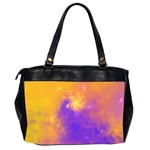 Colorful Universe Office Handbags (2 Sides)  Back