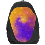 Colorful Universe Backpack Bag Front