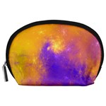 Colorful Universe Accessory Pouches (Large)  Front