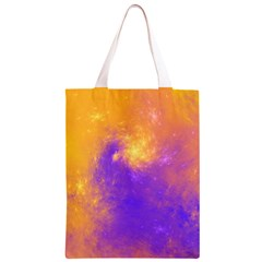 Colorful Universe Classic Light Tote Bag