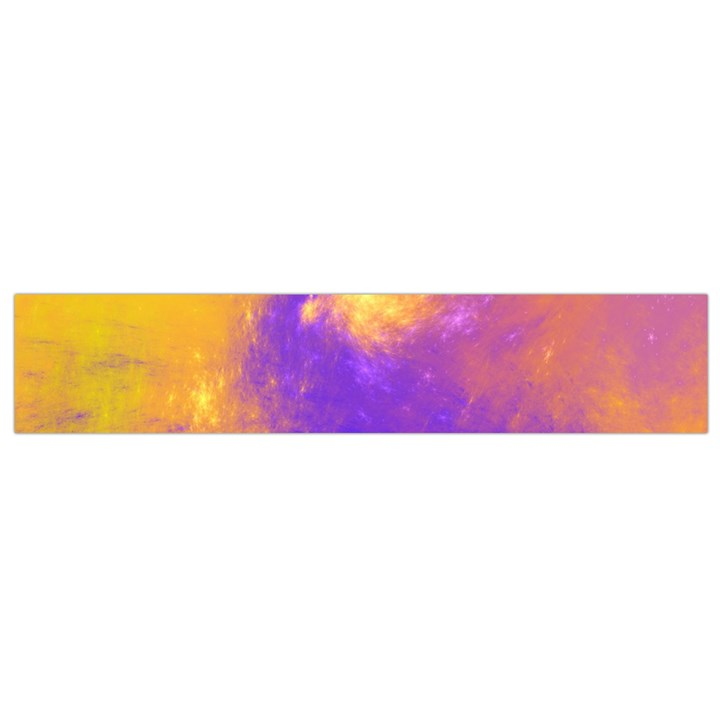 Colorful Universe Flano Scarf (Small)