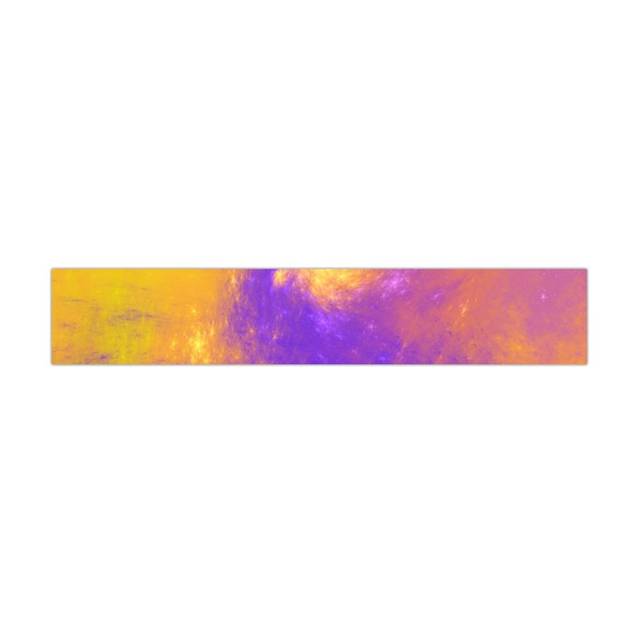 Colorful Universe Flano Scarf (Mini)