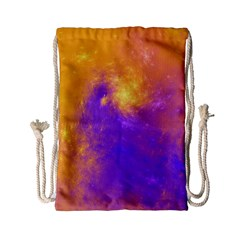 Colorful Universe Drawstring Bag (Small)