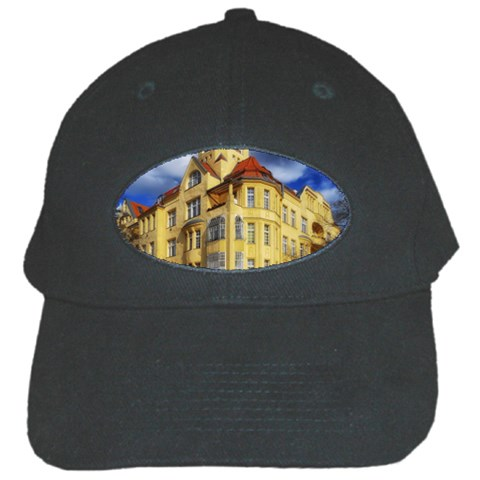 Berlin Friednau Germany Building Black Cap