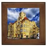 Berlin Friednau Germany Building Framed Tiles Front