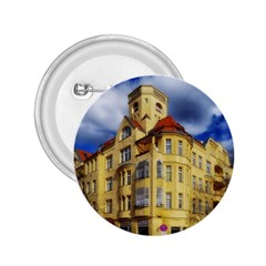 Berlin Friednau Germany Building 2.25  Buttons