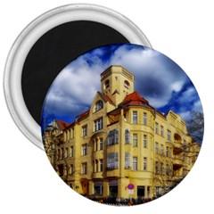 Berlin Friednau Germany Building 3  Magnets