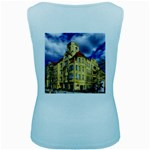Berlin Friednau Germany Building Women s Baby Blue Tank Top Back