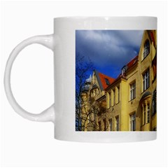 Berlin Friednau Germany Building White Mugs