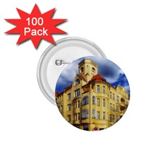Berlin Friednau Germany Building 1.75  Buttons (100 pack)