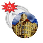 Berlin Friednau Germany Building 2.25  Buttons (10 pack)  Front