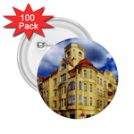 Berlin Friednau Germany Building 2.25  Buttons (100 pack)  Front