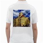 Berlin Friednau Germany Building Golf Shirts Back