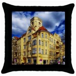 Berlin Friednau Germany Building Throw Pillow Case (Black) Front