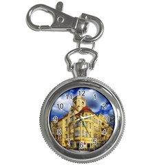 Berlin Friednau Germany Building Key Chain Watches