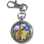 Berlin Friednau Germany Building Key Chain Watches Front