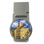 Berlin Friednau Germany Building Money Clips (Round)  Front