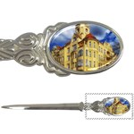 Berlin Friednau Germany Building Letter Openers Front