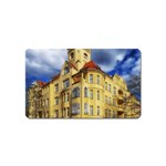 Berlin Friednau Germany Building Magnet (Name Card) Front