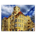 Berlin Friednau Germany Building Rectangular Jigsaw Puzzl Front