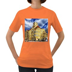 Berlin Friednau Germany Building Women s Dark T-Shirt