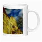 Berlin Friednau Germany Building Night Luminous Mugs Right