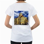 Berlin Friednau Germany Building Women s Loose-Fit T-Shirt (White) Back