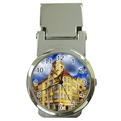 Berlin Friednau Germany Building Money Clip Watches