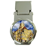 Berlin Friednau Germany Building Money Clip Watches Front