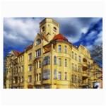 Berlin Friednau Germany Building Collage Prints 18 x12 Print - 2