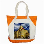 Berlin Friednau Germany Building Accent Tote Bag Front